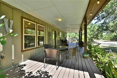 Wimberley Single Family Home For Sale: 500 S Rainbow Ranch Rd