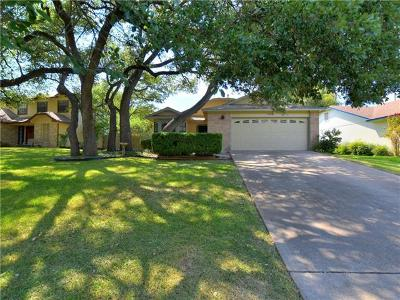Travis County Single Family Home Pending - Taking Backups: 11920 Snow Goose Rd