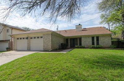 Austin Single Family Home For Sale: 4603 Oak Creek Dr