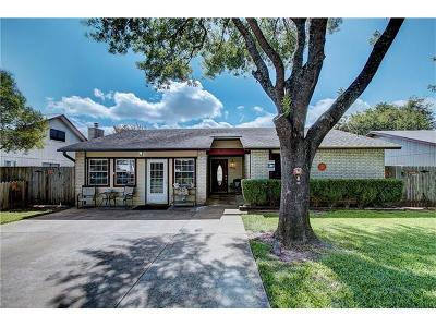 Austin Single Family Home For Sale: 4803 Pewter Ln