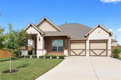 Pflugerville Single Family Home For Sale: 22017 Rhiannon Ln