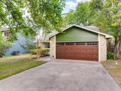 Travis County Single Family Home For Sale: 8105 Boggy Ridge Dr