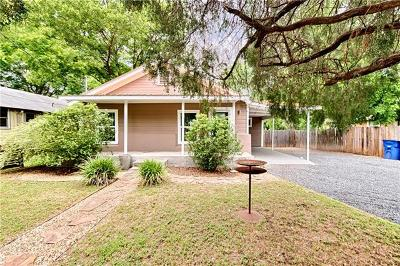 Travis County Single Family Home For Sale: 1112 Eleanor St