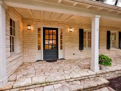 Austin Single Family Home For Sale: 2908 Glenview Ave