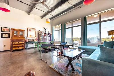 Austin Condo/Townhouse For Sale: 2401 E 6th St #101