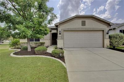 Sun City Single Family Home For Sale: 805 Independence Creek Ln