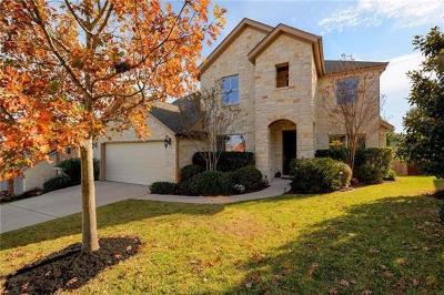 Austin Single Family Home For Sale: 7001 Covered Bridge Dr
