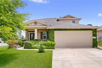 San Marcos Single Family Home For Sale: 326 Wild Plum