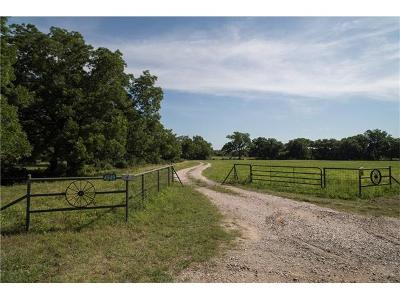 Spicewood Farm For Sale: 4949 C County Road 404 C