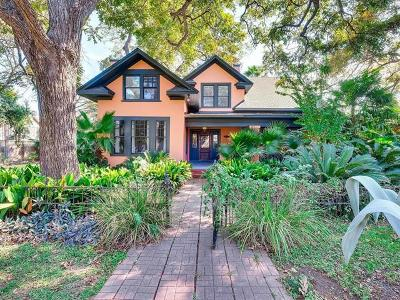 Austin TX Single Family Home For Sale: $1,185,000