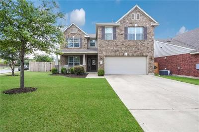 Leander Single Family Home For Sale: 1310 Horseshoe Ranch Dr