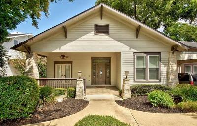 Austin Single Family Home For Sale: 2151 Sage Creek Loop