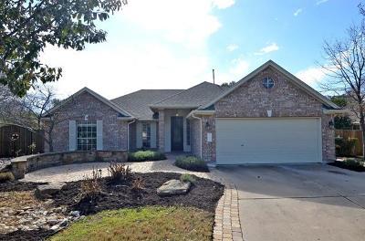 Cedar Park Single Family Home For Sale: 2107 Woodridge Cv