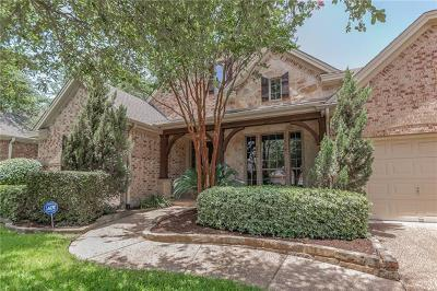 Round Rock Single Family Home For Sale: 1240 Pine Forest Cir