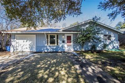 Austin Single Family Home For Sale: 4902 Sylvandale Dr