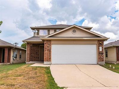 Austin Single Family Home For Sale: 5632 Liberton Ln