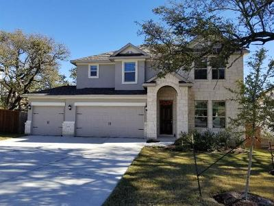 Austin Single Family Home For Sale: 5221 Del Dios Way