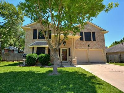 Pflugerville Single Family Home For Sale: 1217 Brophy Dr
