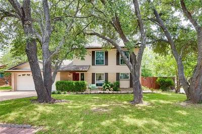 Austin Single Family Home For Sale: 6605 Bluesky Way