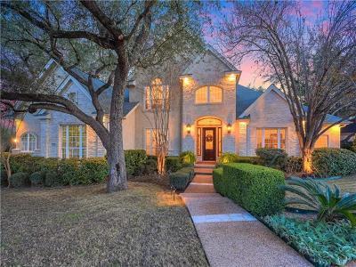 Austin TX Single Family Home For Sale: $1,300,000