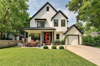 Austin Single Family Home Pending - Taking Backups: 915 E 49th St