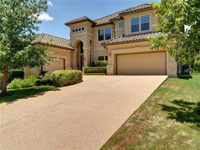 Single Family Home Active Contingent: 15509 Spillman Ranch Loop
