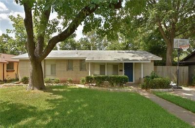 Austin Rental For Rent: 1513 Westmoor Dr