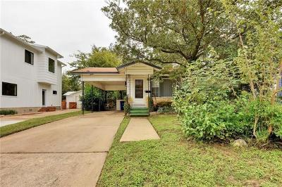 Austin Single Family Home For Sale: 2938 E 14th St