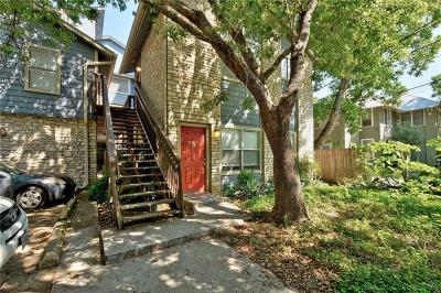 Austin Condo/Townhouse For Sale: 3004 Speedway #203