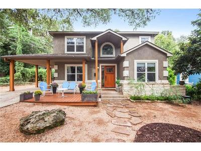 Hays County, Travis County, Williamson County Single Family Home For Sale: 1006 S Avondale Rd