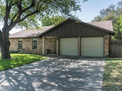 Travis County Single Family Home Pending - Taking Backups: 10512 Parkfield Dr