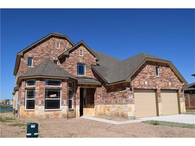 Pflugerville Single Family Home For Sale: 20408 Shellduck Dr