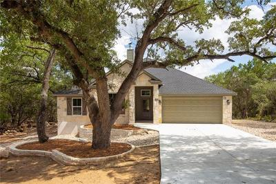 Wimberley Single Family Home For Sale: 24 Round Bluff Cir