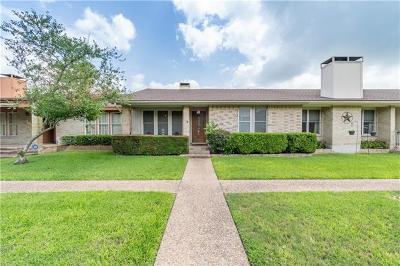 Austin Condo/Townhouse For Sale: 11133 Pinehurst Dr #C