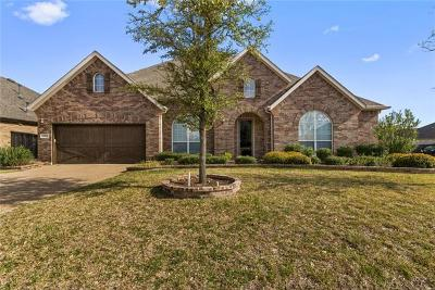 Round Rock Single Family Home Pending - Taking Backups: 4285 Ridgebend Dr