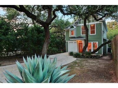 Austin Single Family Home For Sale: 804 S Center St