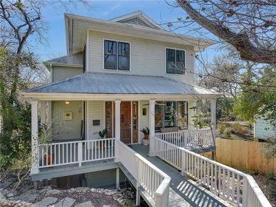 Hays County, Travis County, Williamson County Single Family Home For Sale: 725 Patterson Ave
