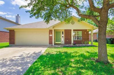 Kyle Single Family Home For Sale: 240 Buttercup St
