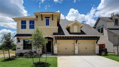 Leander Single Family Home For Sale: 1320 Low Branch Ln