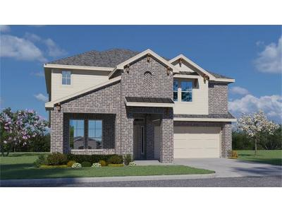 Leander Single Family Home For Sale: 1448 Brooks Way