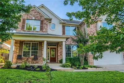 Cedar Park Single Family Home For Sale: 1704 Purple Sage Dr