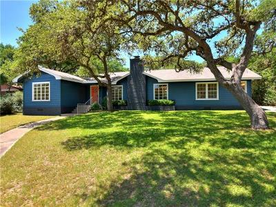 San Marcos Single Family Home For Sale: 104 Canyon Rd