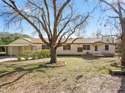 Jonestown Single Family Home For Sale: 11007 4th St