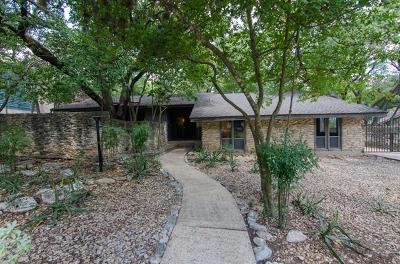 Austin Single Family Home Pending - Taking Backups: 4102 Cat Hollow Dr