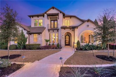 Leander Single Family Home For Sale: 3976 Venezia Vw