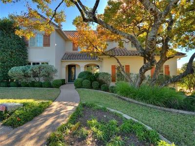 Austin TX Single Family Home For Sale: $1,150,000