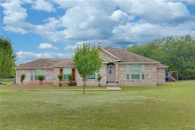 Dripping Springs Single Family Home For Sale: 213 Beauchamp Rd