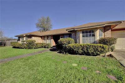 Single Family Home For Sale: 1803 Wildrose Dr