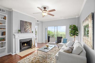Austin Condo/Townhouse For Sale: 6000 Shepherd Mountain Cv #611