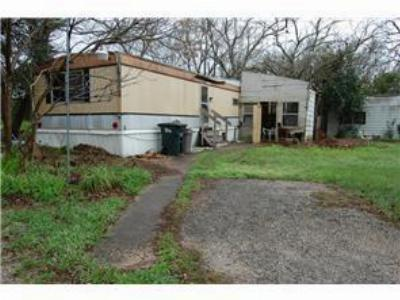 Austin TX Mobile/Manufactured Sold: $139,900
